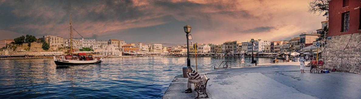 Chanie v Řecku