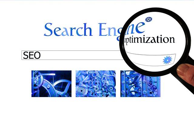vyhledávání online